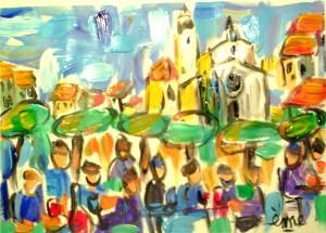 Terrasses catalanes